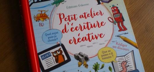 livre activités écriture créative enfants