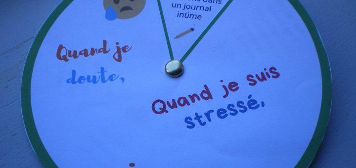 enfant paralysé stress