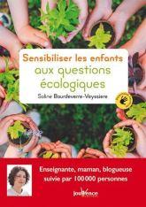 sensibiliser les enfants aux questions écologques
