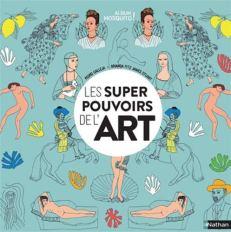 livre découvrir art enfants