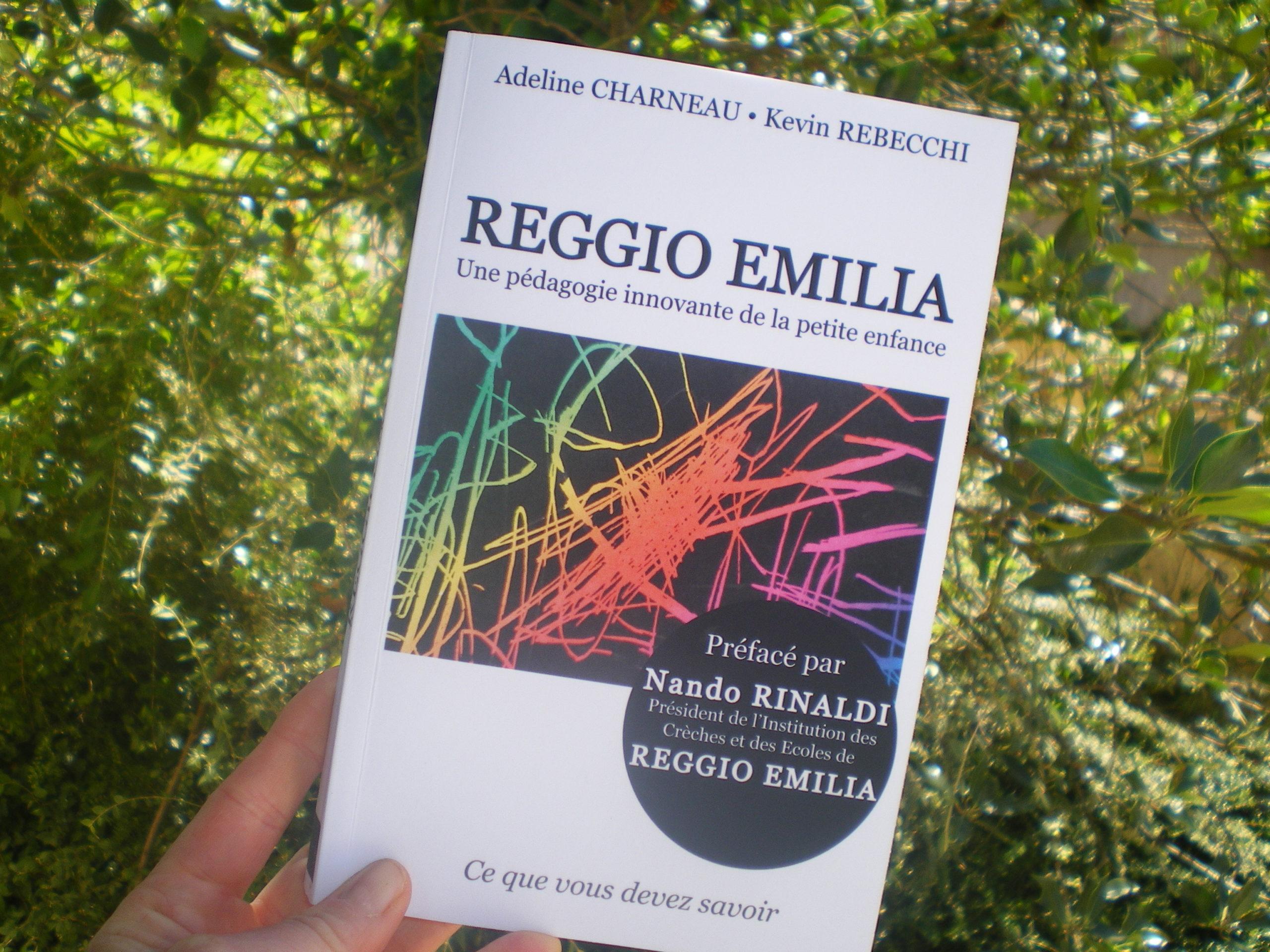 livre pédagogie reggio emilia