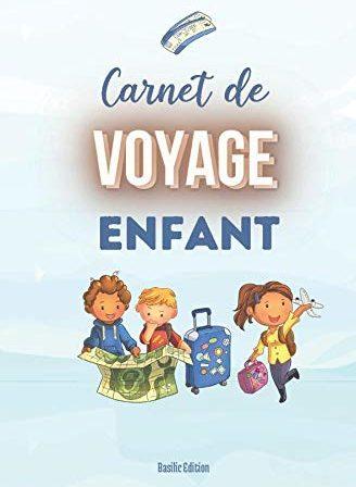 carnet de voyage enfants
