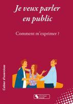 cahier exercices parler en public