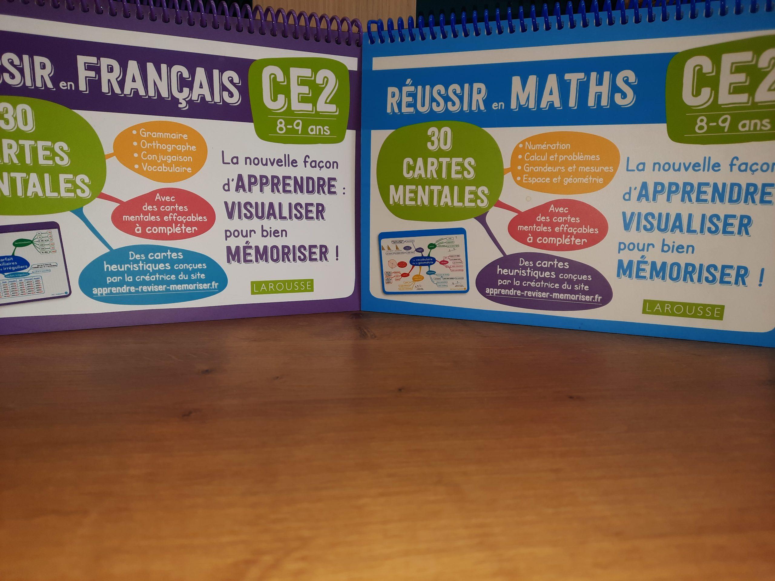 cartes mentales école ce2