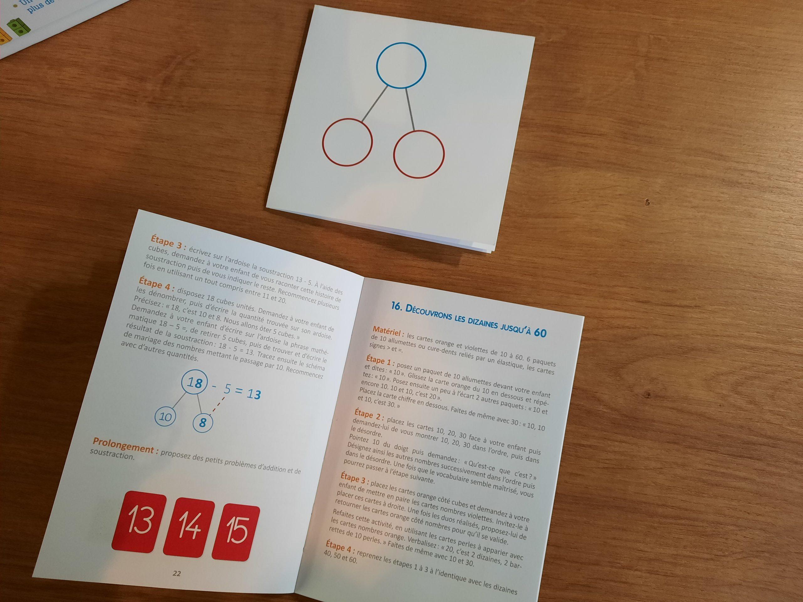 coffret matériel apprendre maths singapour