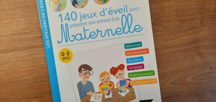 livre jeux éveil enfants avant maternelle