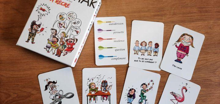 cartes lutter harcèlement scolaire