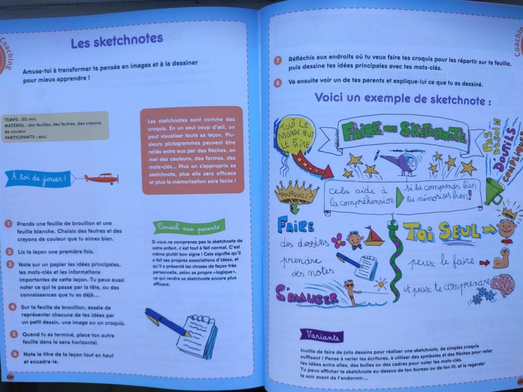 cahier activités réviser programme scolaire