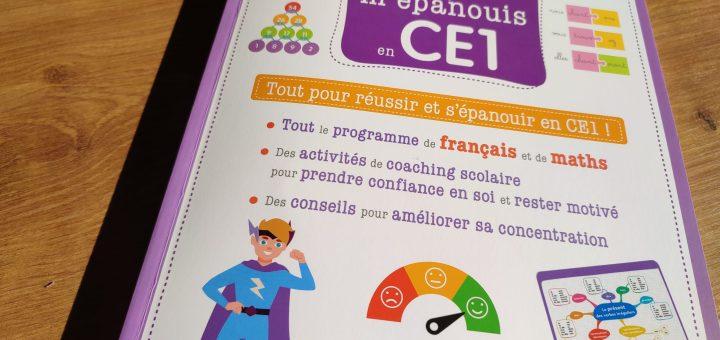 CE1 cartes mentales français maths