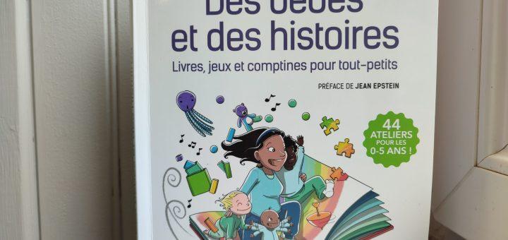 activités autour des livres pour les bébés