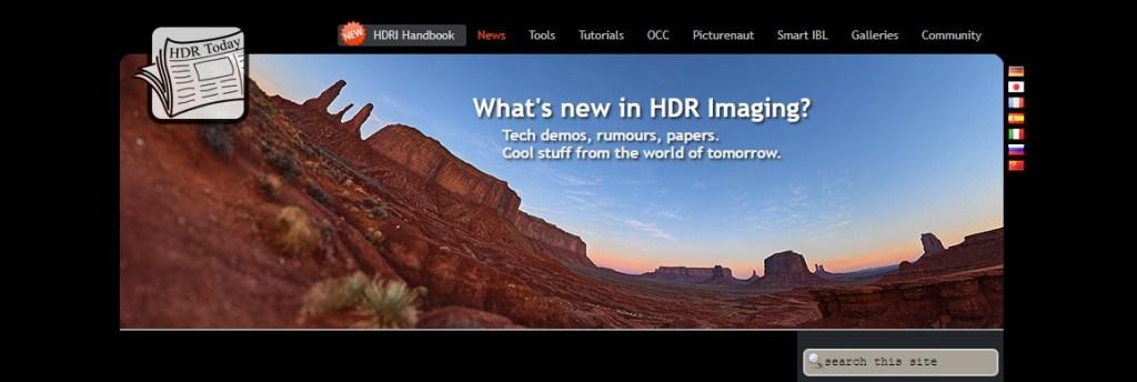 Images HDRI gratuites: hdr labs