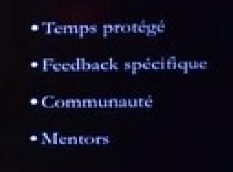 lire et écrire en 2014 temps protégé feedback communauté et mentor