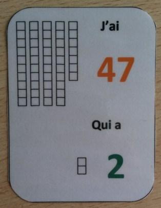 jeu pour apprendre le nom des nombres