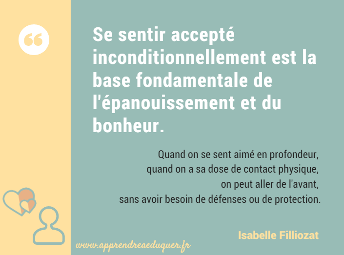 citation amour inconditionnel