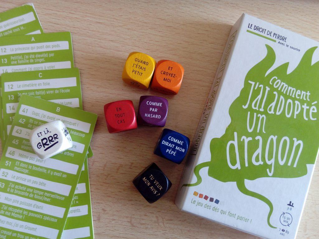jeu comment adopté dragon
