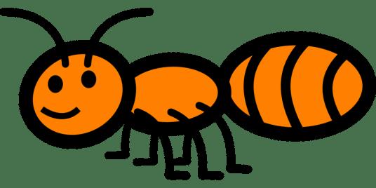 méditation de la fourmi