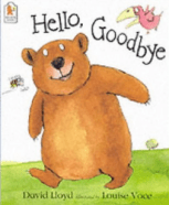 hello-goodbye livre anglais enfants