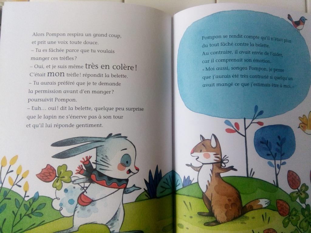 livre sur la bienveillance enfants