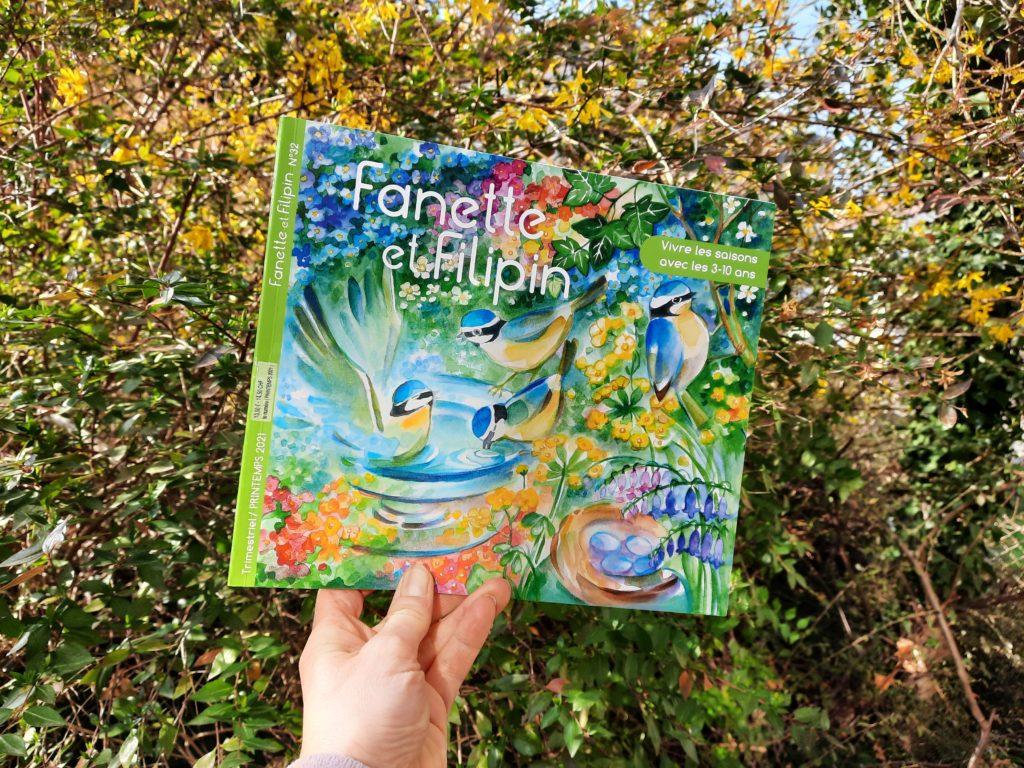 offre remise magazine enfants fanette et filipin