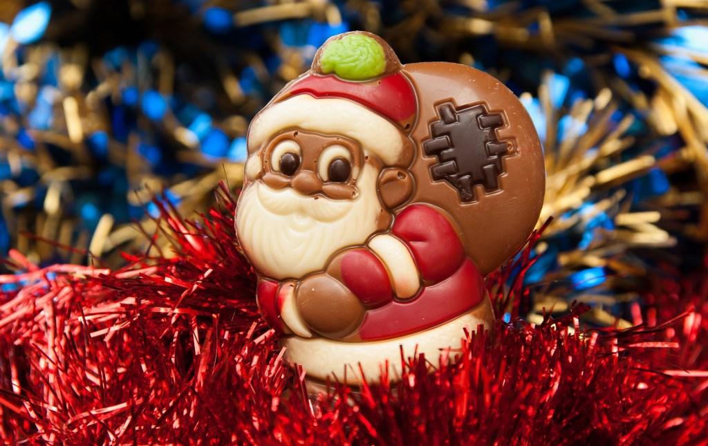 le chocolat de noel