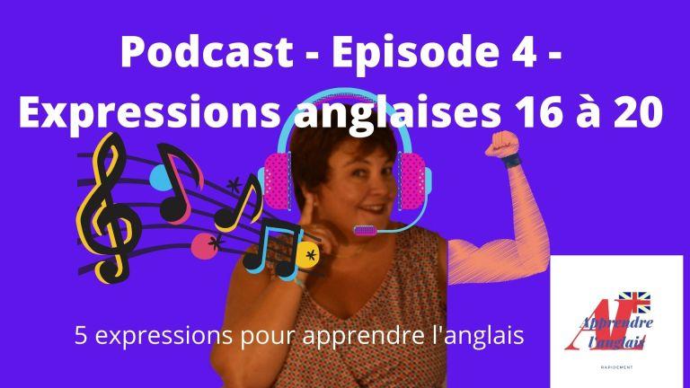 Podcast pour apprendre l'anglais