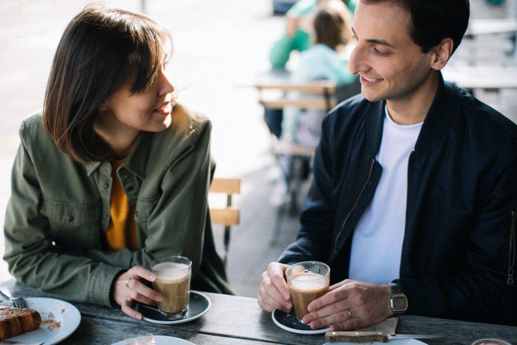coffee personality vocabulary