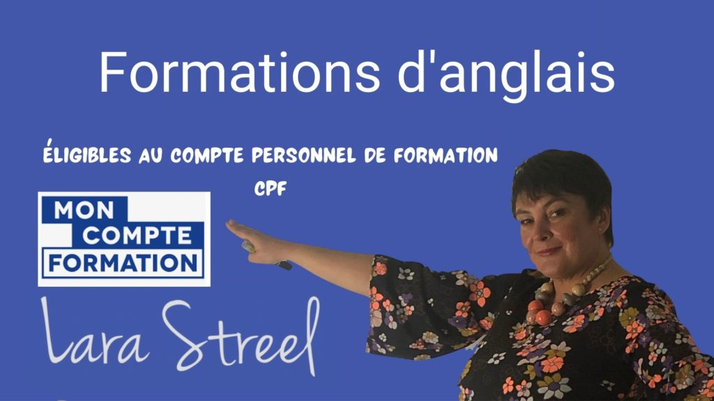 Formations anglais CPF