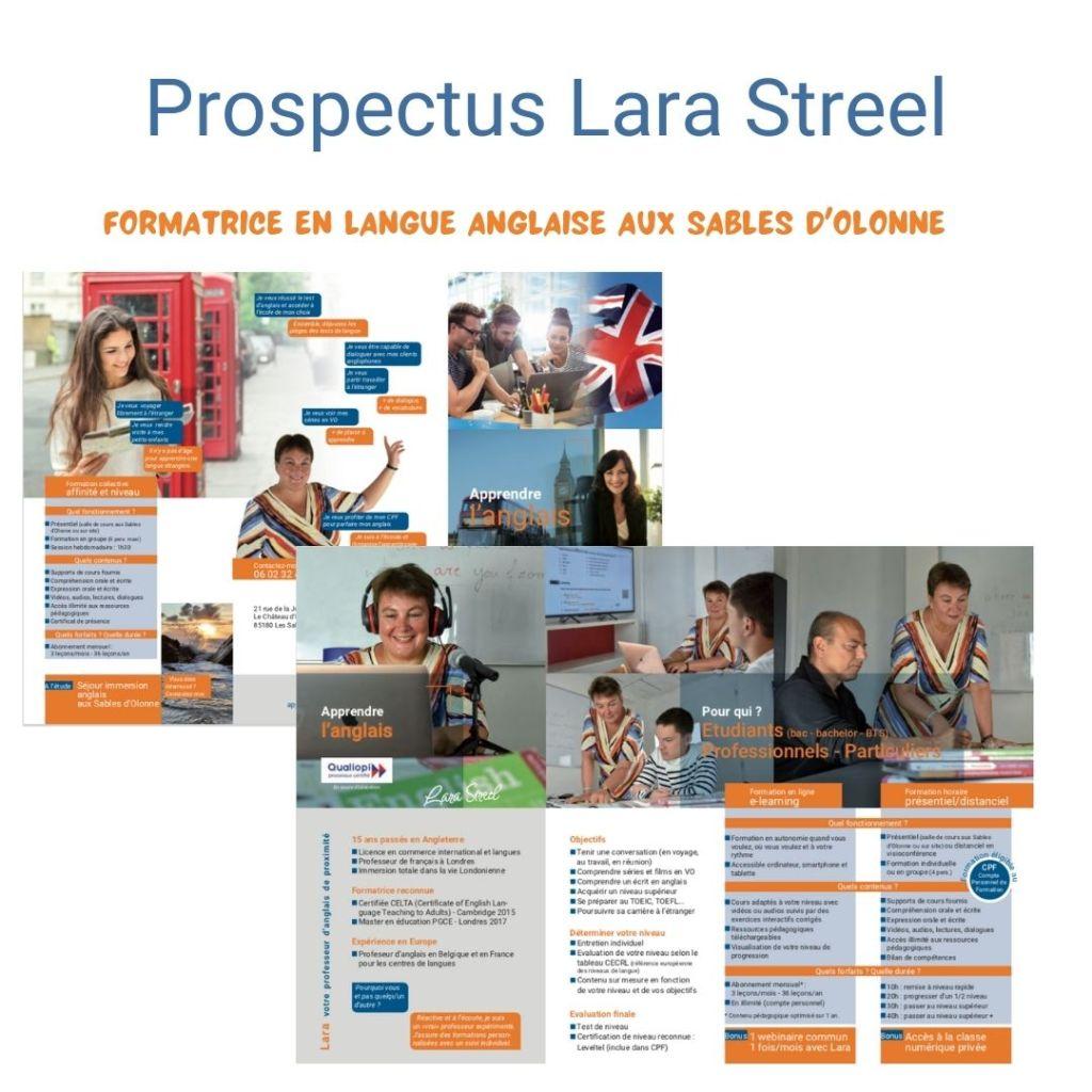 Prospectus Lara Streel