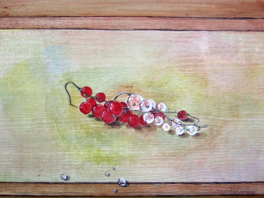 Techniques de peinture. Peinture acrylique