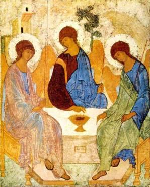 La Trinité d'Andreï Roublev