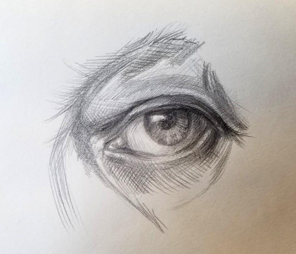 Comment dessiner des yeux