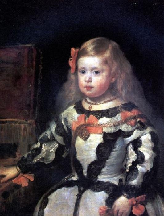 L'infante Marguerite (1655 )
