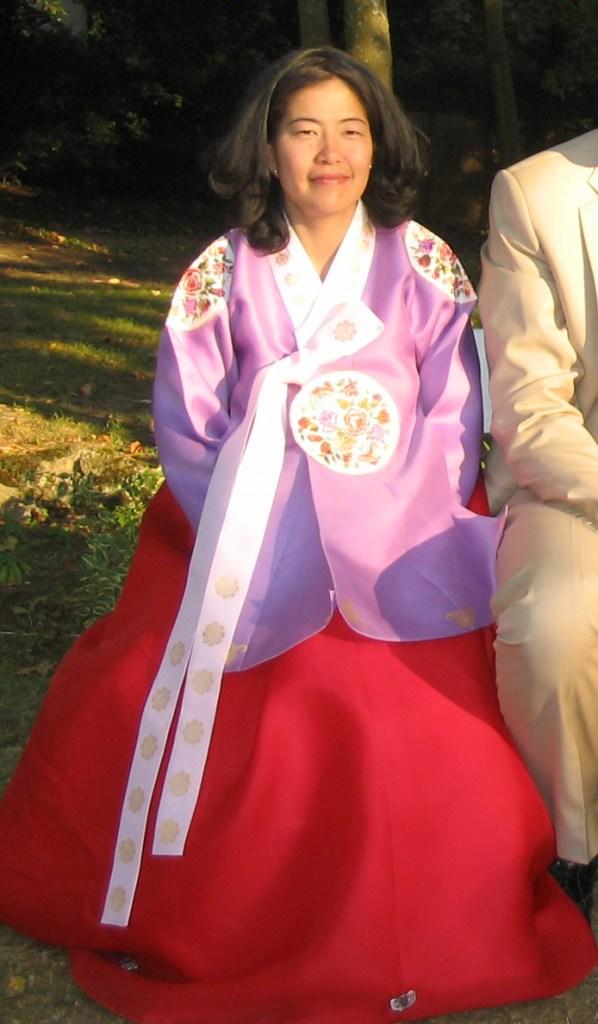 Tang-eui, le Hanbok pour femmes de haute classe