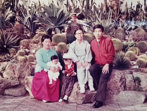 Appellations familiales en Corée du Sud