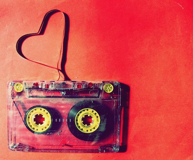 écouter une cassette pour apprendre le coréen