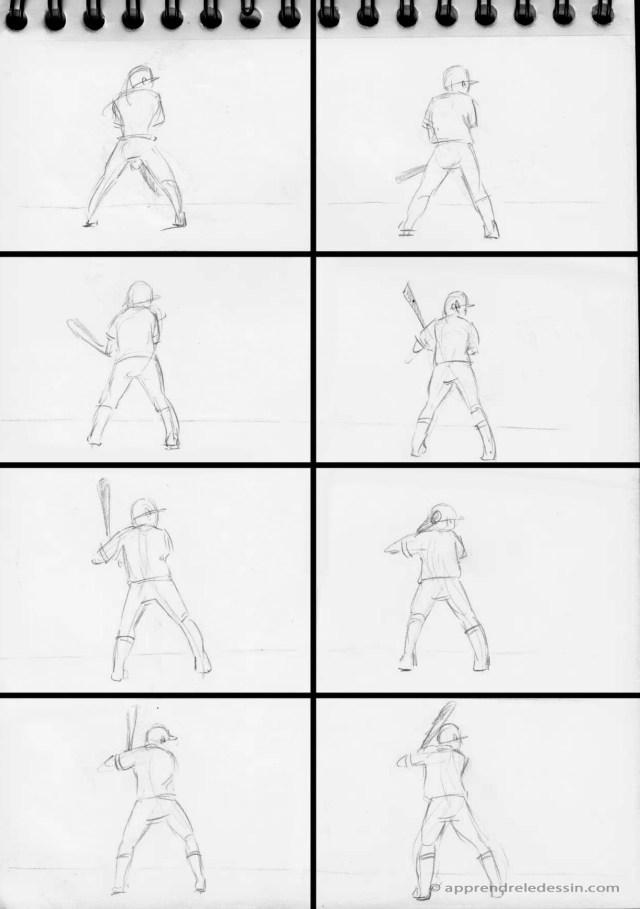 exercice dessin
