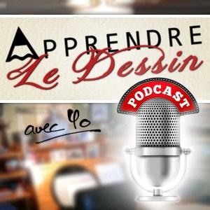 Podcast apprendre le dessin