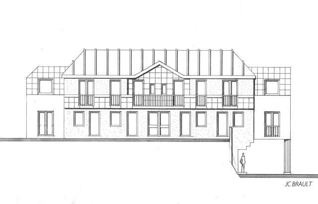 Architecture Dessin : Le dessin d architecture apprenez a dessiner