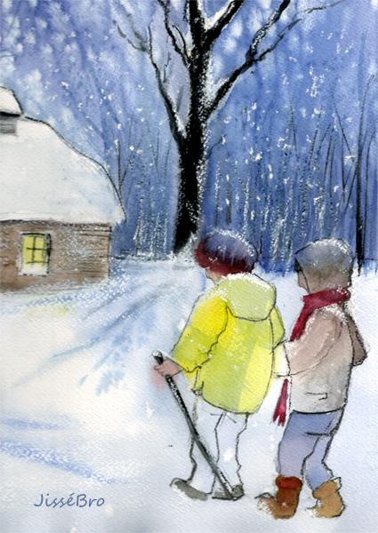 Comment dessiner la neige apprenez a - Comment dessiner blanche neige ...