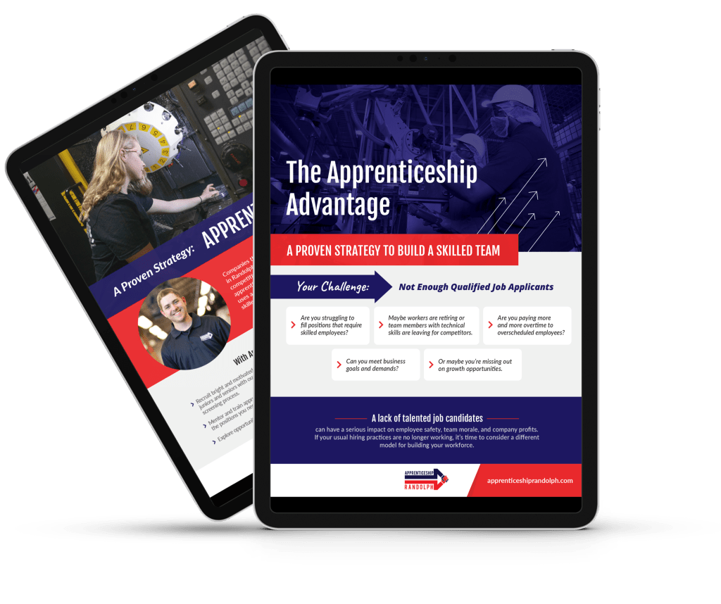 Company - Apprenticeship Guide - iPad preview