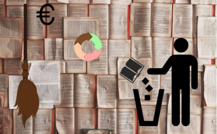 Comment désencombrer sa bibliothèque?