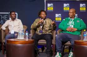 """Your personality in music sells"". The Hip-Hop Round table embodies the cultural movement and allows emerging artists actually speak their truth.."