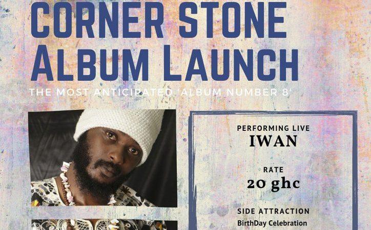 IWAN Corner Stone Album Launch