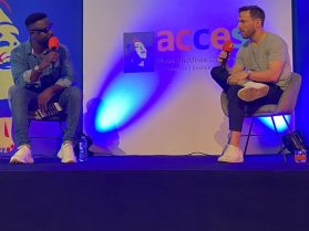 Sarkodie to open up about his successful international endeavours as an African artist and entrepreneur, while addressing strategies around music business, projects and other industry practices on the cont