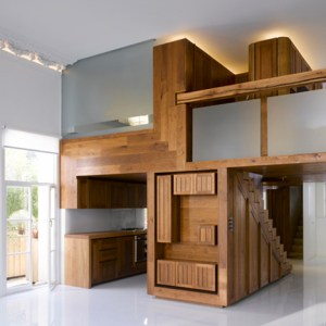 Static Multifunction Furniture Approachaarch