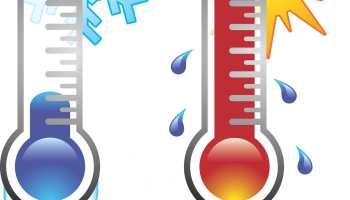 Skruvar i låga och/eller höga temperaturer