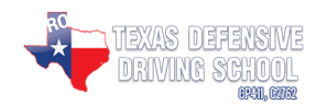 Approved Texas Defensive Driving School