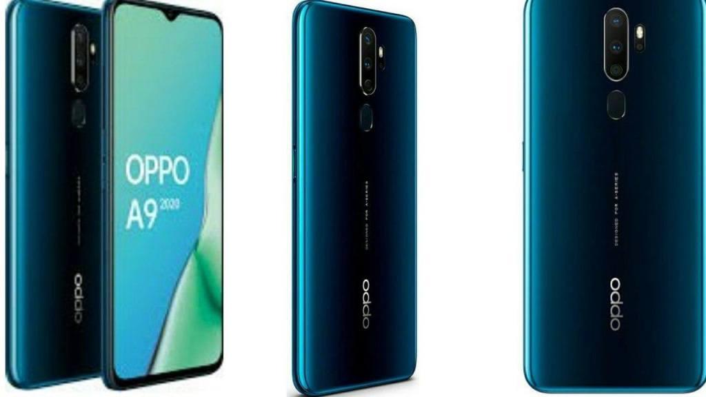 الهواتف الذكية المزدوجة - Xiaomi Mi 9 Lite vs Oppo A9 2020