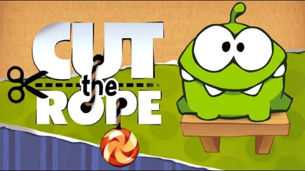 تحميل لعبة قطع الحبل Cut The Rope نسخة مهكرة للاندرويد