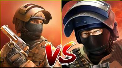 تحميل لعبة مطلق الرصاص Bullet Force أقوى لعبة حربية مشابه للعبة ببجي